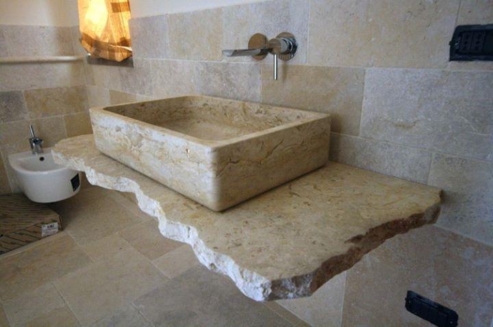 Varie lavorazioni pietra di luserna pelganta giorgio - Lavabo bagno marmo prezzi ...